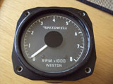 Speedwell Rev Counter