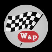 W and P Logo